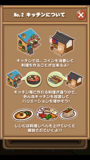 ハムスターレストラン キッチン
