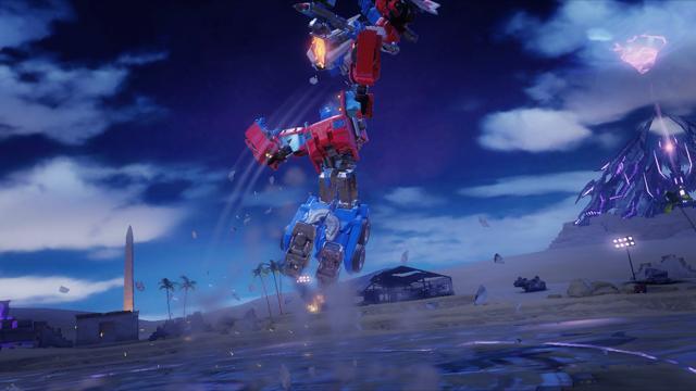 トランスフォーマー:鋼鉄の戦士たち 必殺技